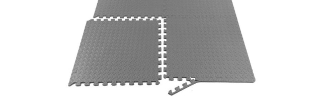 interlocking floormats