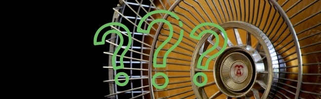 what to look for  quiet fan